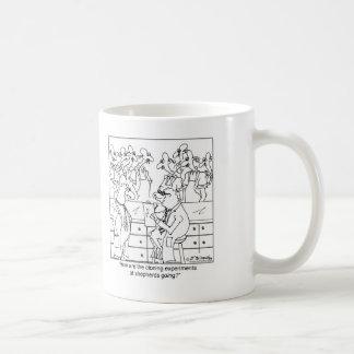 羊飼いのクローニング コーヒーマグカップ