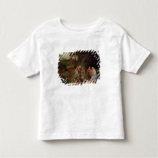 羊飼いの崇敬、1510年 トドラーTシャツ