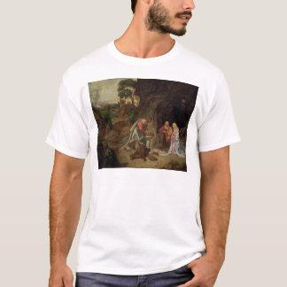 羊飼いの崇敬、1510年 Tシャツ