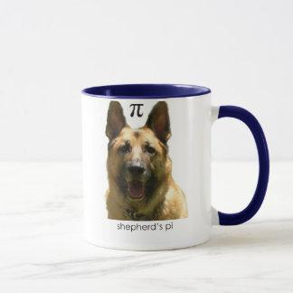 羊飼いのPi (羊飼いパイ) マグカップ