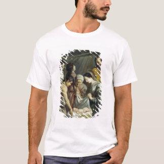 羊飼い、c.1630-32の崇敬 tシャツ