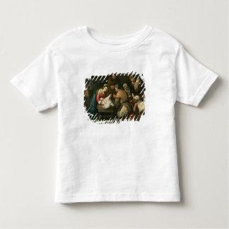 羊飼い、c.1650の崇敬 トドラーTシャツ