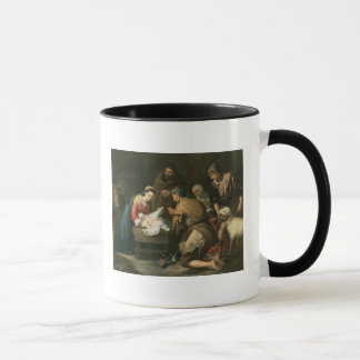 羊飼い、c.1650の崇敬 マグカップ