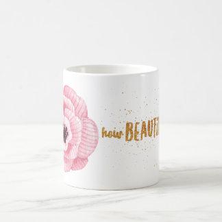 美しいいかに! コーヒーマグカップ