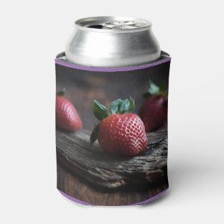 美しいいちご 缶クーラー
