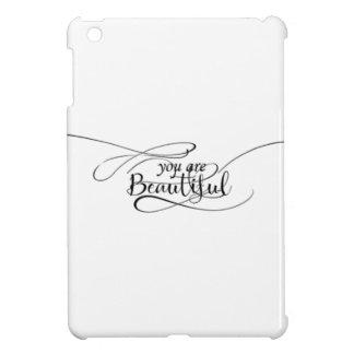 美しいです iPad MINI カバー