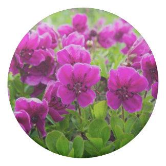 美しいのピンクの花 消しゴム