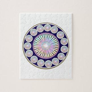 美しいの信念- ART101チャクラのコレクション ジグソーパズル