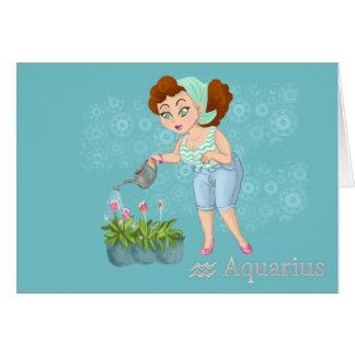 Beauty horoscope Aquarius Zodiac sign