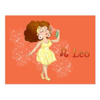 Beauty horoscope Leo Zodiac sign