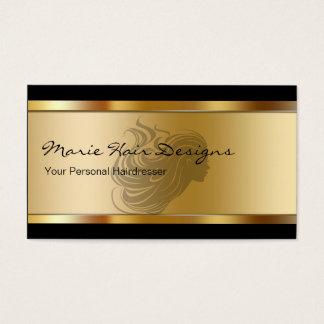 美しいの美容院の名刺 名刺
