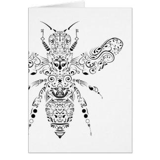 美しいの蜂 カード