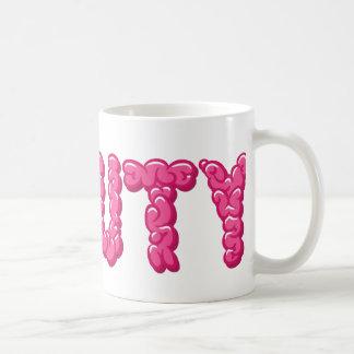 美しいの頭脳 コーヒーマグカップ