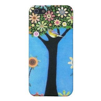 美しいのIphone 4ケースの木 iPhone SE/5/5sケース