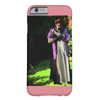美しいは彼女の獣を見つけます BARELY THERE iPhone 6 ケース