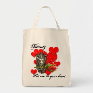 美しいは、私をですあなたの獣のバッグ可能にしました トートバッグ