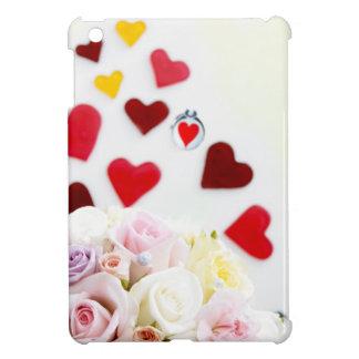 美しいばら色の堅い貝のiPad Miniケース iPad Mini Case