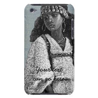美しいアフリカの女の子 Case-Mate iPod TOUCH ケース