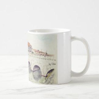 美しいイタリア コーヒーマグカップ
