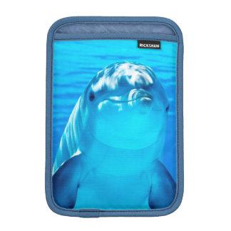 美しいイルカの水中海洋生物 iPad MINIスリーブ