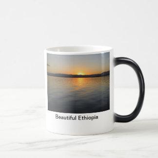 美しいエチオピア モーフィングマグカップ