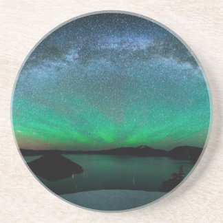 美しいオーロラBorealis/Northern Lights コースター