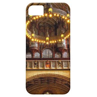 美しいカテドラルの管器官のiPhone 5の場合 iPhone SE/5/5s ケース