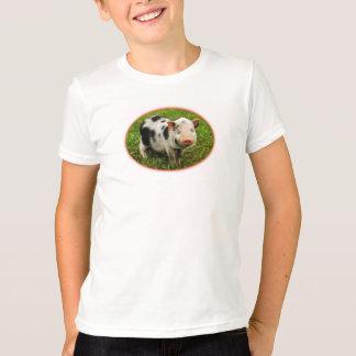 美しいコブタ Tシャツ