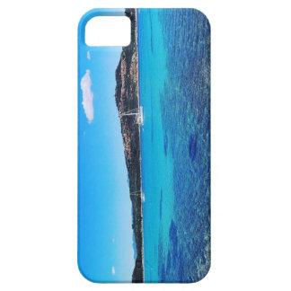 美しいサルジニアのiphoneカバー iPhone SE/5/5s ケース