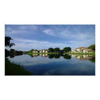 美しいサンシャイステートフロリダ ポスター