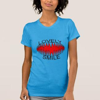 美しいスマイル Tシャツ