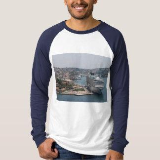 美しいドゥブロブニク Tシャツ