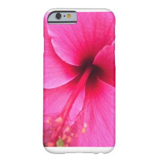 美しいハイビスカス BARELY THERE iPhone 6 ケース