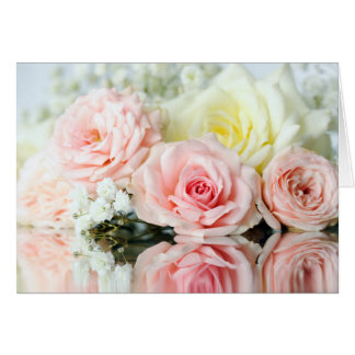 美しいバラ カード