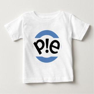 美しいパイ ベビーTシャツ