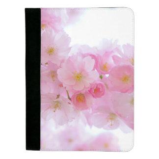 美しいピンクの日本のな桜 パッドフォリオ
