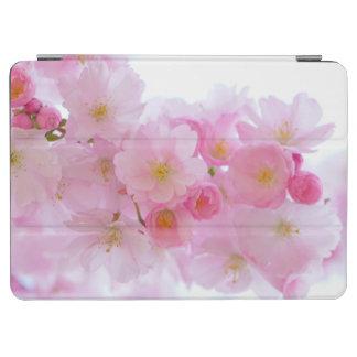 美しいピンクの日本のな桜 iPad AIR カバー