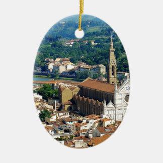 美しいフィレンツェ セラミックオーナメント