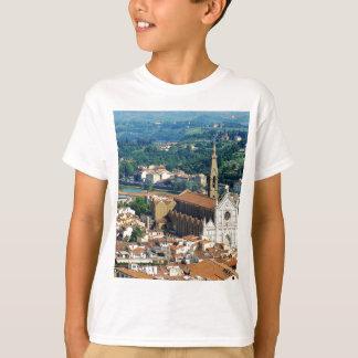 美しいフィレンツェ Tシャツ