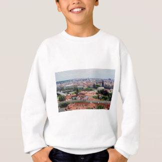 美しいプラハ スウェットシャツ