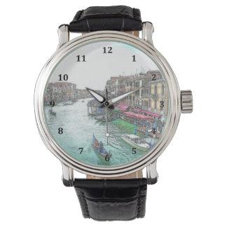 美しいベニスイタリア 腕時計