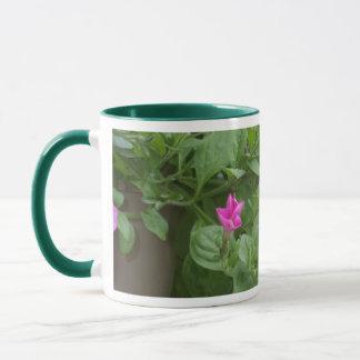 美しいペチュニア マグカップ