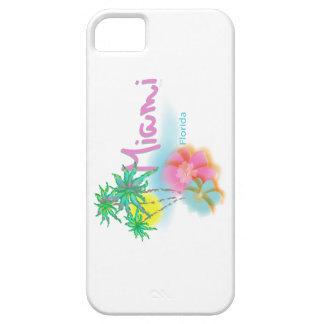 美しいマイアミフロリダ iPhone SE/5/5s ケース