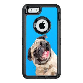 美しいモップ犬 オッターボックスディフェンダーiPhoneケース