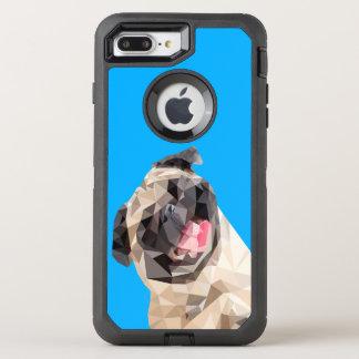 美しいモップ犬 オッターボックスディフェンダーiPhone 7 PLUS ケース