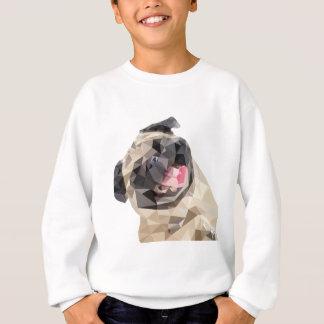 美しいモップ犬 スウェットシャツ