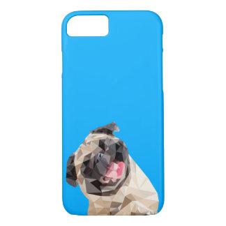 美しいモップ犬 iPhone 7ケース