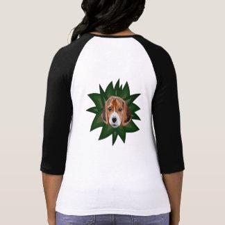 美しいモップ犬 Tシャツ