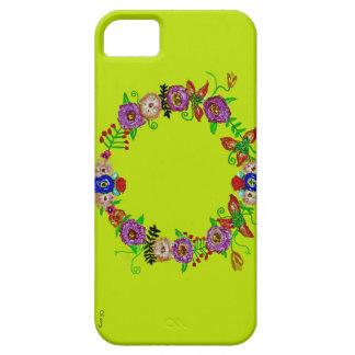 美しいリース iPhone SE/5/5s ケース