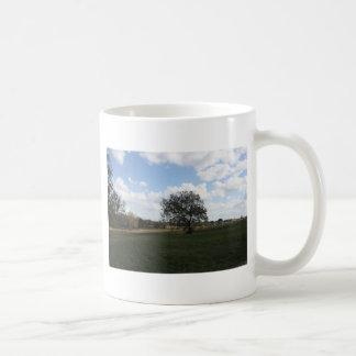 美しい分野 コーヒーマグカップ